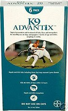 K9 Advantix flea protection for dogs